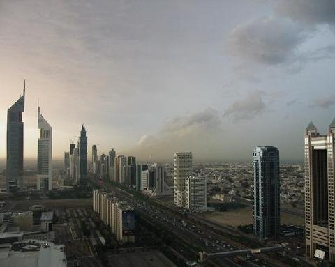 Dubai in 2003