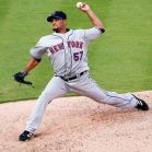 Johan Santana of the Mets