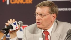 MLB Commish - Bud Selig
